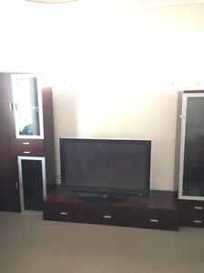 Moving Sale - TV Cabinet and Side Displays Centennial Park Eastern Suburbs Preview