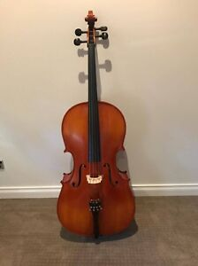 Cello & Hardcase - Never Used! Goodwood Unley Area Preview