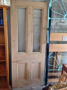 Antique 4 panel door Waverley Eastern Suburbs Preview