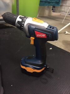 Ryobi 18v cordless drill Carina Heights Brisbane South East Preview