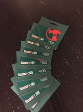 Bunnings Giftcard 10% off Lane Cove Lane Cove Area Preview