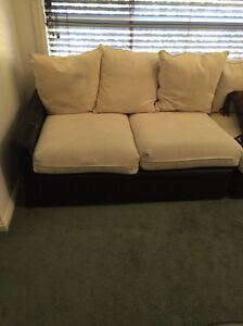 2 piece 4 seater sofa Macquarie Links Campbelltown Area Preview