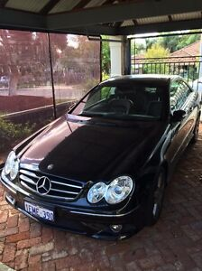 2009 Mercedes-Benz CLK350 Kensington South Perth Area Preview