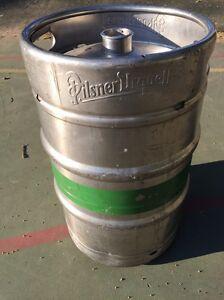 Large Keg beer pilsner urquell 50L. Cammeray North Sydney Area Preview