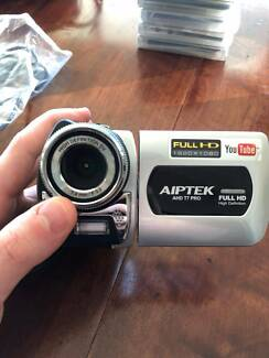 Aiptek Full HD Camcorder *Used Once*