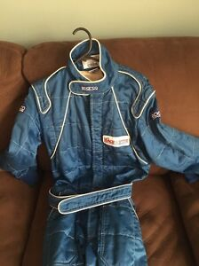 Sparco race suit Lesmurdie Kalamunda Area Preview