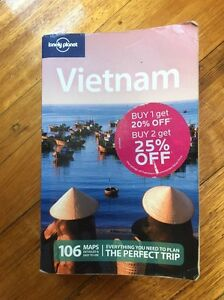 Lonely planet Vietnam Pymble Ku-ring-gai Area Preview