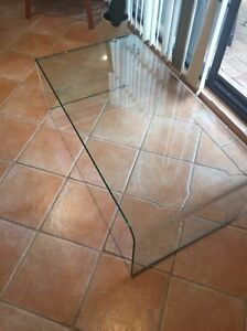 Glass coffee table Avalon Pittwater Area Preview