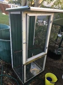 Bird cage/aviary  $100 o.n.o 160cm approx Boronia Heights Logan Area Preview