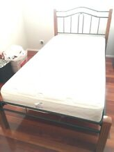 KING SINGLE BED AND MATTRESS Blacktown Blacktown Area Preview