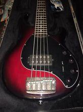 Musicman Stingray 5 String Bass (USA) St Kilda East Glen Eira Area Preview