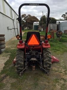 Case DX23 Tractor Rochester Campaspe Area Preview
