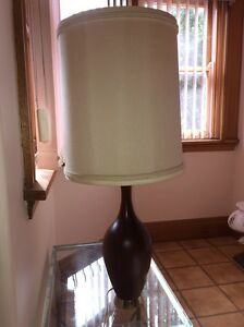 Wooden based lamp Northbridge Willoughby Area Preview