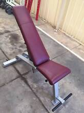 Commercial Adjustable Incline/Decline Bench Mansfield Park Port Adelaide Area Preview