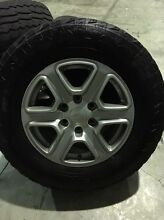 Ford ranger xlt px wheels 2014 Clontarf Redcliffe Area Preview