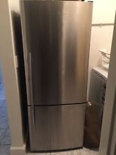 Fisher & Paykel Stainless Steel Fridge 442L Abbotsford Yarra Area Preview