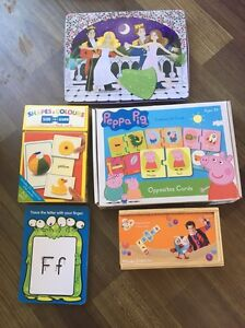 Assorted learning cards etc... Toowoomba Toowoomba City Preview