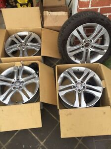 Mercedes benz gla wheels 18in Camp Hill Brisbane South East Preview