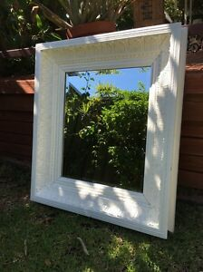 Shabby chic Mirror Doubleview Stirling Area Preview