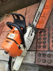 STIHL Chainsaw MS 460 MAGNUM Maribyrnong Maribyrnong Area Preview