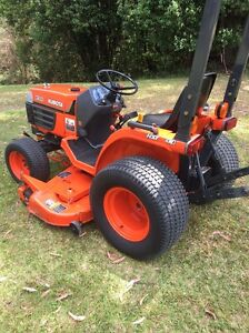 Kubota Ride on mower / Tractor Elanora Gold Coast South Preview