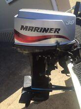 2003 30hp Mariner Outboard Motor Mount Gravatt East Brisbane South East Preview