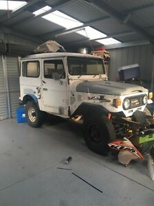 1978 landcruiser BJ40 - sold pending Seabrook Hobsons Bay Area Preview