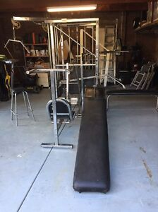 9 STATION COMMERCIAL GYM EQUIPMENT Mill Park Whittlesea Area Preview