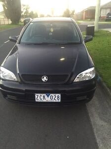 Holden Astra CD 2000 AUTO reg no Rwc Campbellfield Hume Area Preview