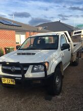 2011 Holden Colorado 4x4 90000 KMS Bell Post Hill Geelong City Preview