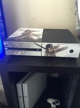 XBOX ONE 500GB 5 GAMES with Headset and rechargable batteries Canley Vale Fairfield Area Preview