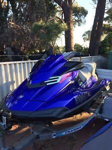 2013 Yamaha waverunner fx sho Scarborough Stirling Area Preview