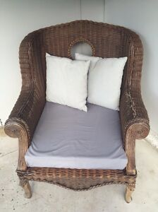 Cane Chair for Sale Maroochydore Maroochydore Area Preview