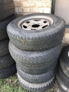 4x4. 4wd  wheels rodeo tyres Ormeau Gold Coast North Preview