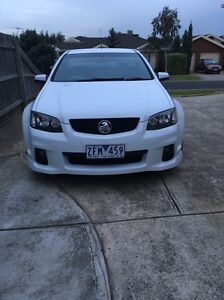 Holden Ve Utility 2010 series 2 Manual Roxburgh Park Hume Area Preview