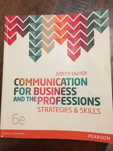 Communication for Business and the Professions Manly West Brisbane South East Preview