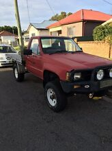 1983 Toyota Hilux 2.4 Diesel Mayfield East Newcastle Area Preview