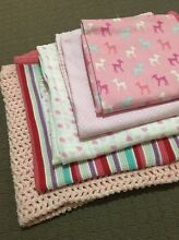 Pink baby wraps & blankets Kyabram Campaspe Area Preview