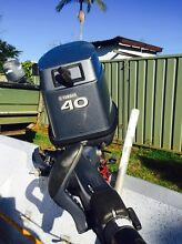 40 hp outboard Fernbank Creek Port Macquarie City Preview