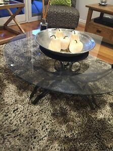 Glass Coffee Table Doncaster East Manningham Area Preview