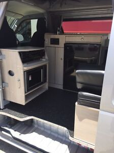 Toyota Hiace Campervan Burleigh Waters Gold Coast South Preview