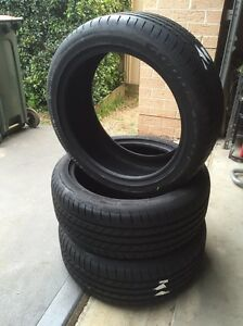 234/45r19 Goodyear efficientgrip run flat brand new Castle Hill The Hills District Preview