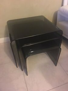 Side coffee tables Greenacre Bankstown Area Preview