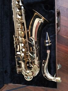 Tenor Saxophone Windsor Brisbane North East Preview