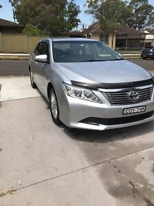 Toyota aurion 2013 Miller Liverpool Area Preview