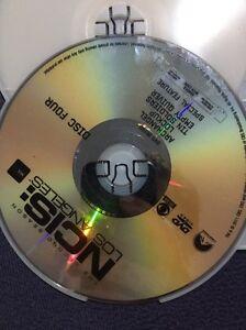 NCIS LA season 2 disc 4 Marsden Logan Area Preview