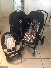 Bugaboo Camelion Stroller with travel bag and car capsule Nundah Brisbane North East Preview