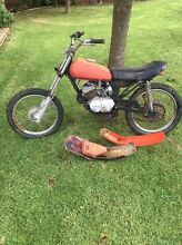 1972 Yamaha LT2 100 Rowville Knox Area Preview