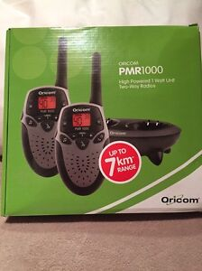 Oricon PMR 1000 UHF two way Radios Officer Cardinia Area Preview