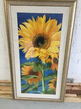 Sunflower Painting/Print Mentone Kingston Area Preview